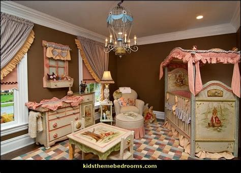 beatrix potter nursery decor decorating theme bedrooms maries manor rabbit