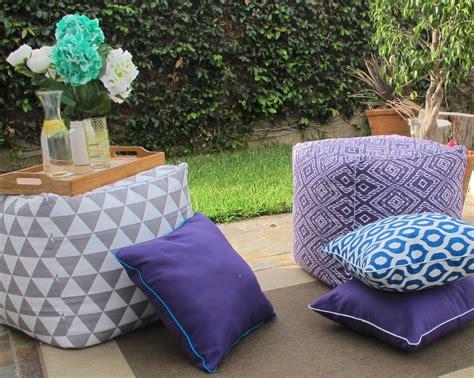 patio cushions and pillows diy outdoor pillows and cushions fiskars