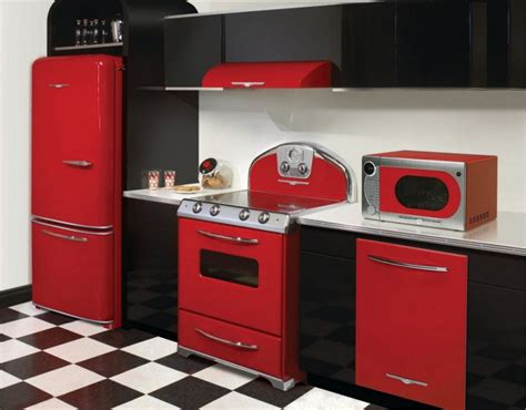 designer kitchen appliances 20 modern kitchens with cool retro appliances