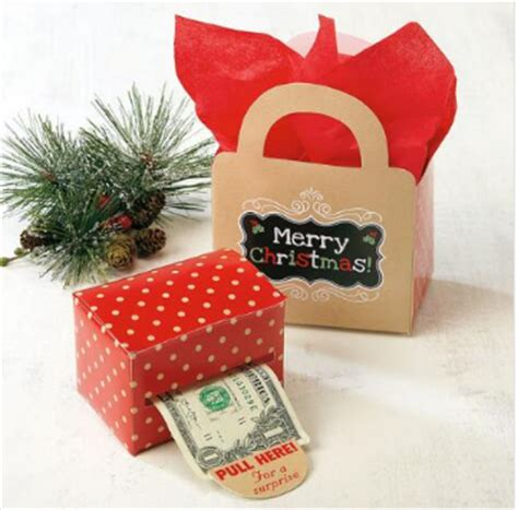 7 creative ways to gift wrap or gift cards current