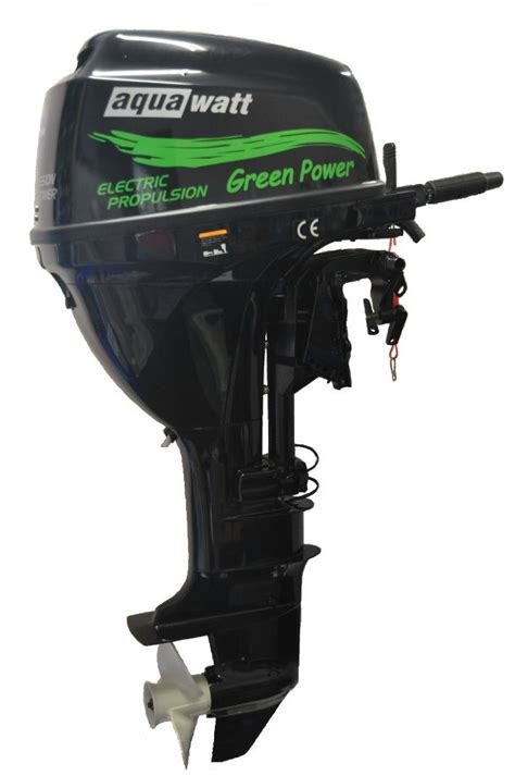 10 Hp Electric Motor by Solar Electric Outboard Motor 6 10hp Boat Electric