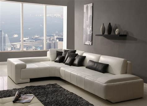 images of modern sofas franco collection modern sectional sofa white tos rf