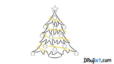 dibujos arboles navidad c 243 mo dibujar un 193 rbol de navidad paso a paso dibujart