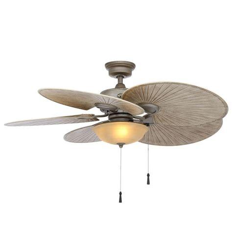 silver ceiling fan hton bay 48 in outdoor cambridge silver ceiling