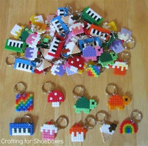 selling perler bead fundraising idea sell your crafts to pay for shipping