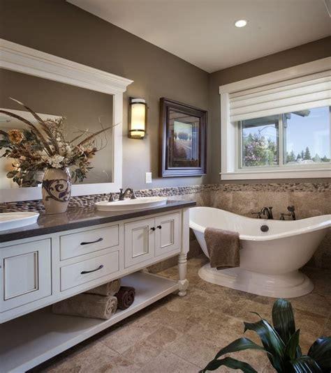 Spa Like Bathroom Designs by Winlock Parade Home Master Bath Spa Like Master Bathroom