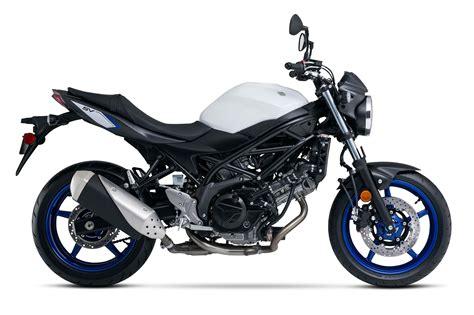 Sv650 Suzuki by 2017 Suzuki Sv650 Review