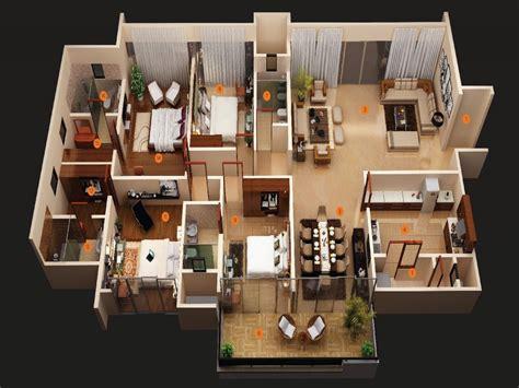 5 bedroom home 5 bedroom house 4 bedroom house floor plans 3d 7 bedroom