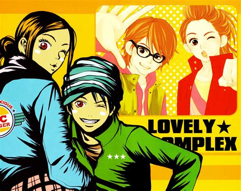 lovely complex lovely complex photo 26785685 fanpop