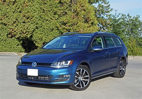 2015 volkswagen golf sportwagon tdi road test review