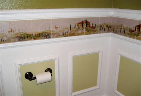 bathroom borders ideas tuscan tile murals kitchen backsplashes tuscany tiles