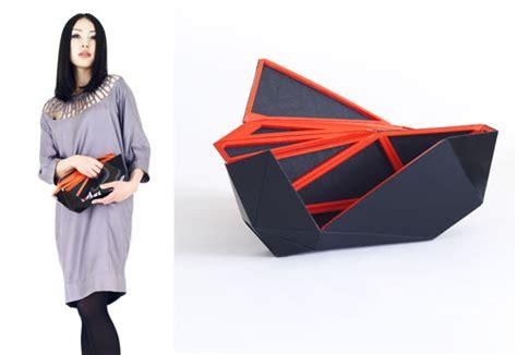 suitcase origami orishiki by naoki kawamoto design milk