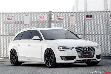 Audi Allroad Rims by Audi Allroad Custom Wheels Ace Convex 20x10 5 Et Tire