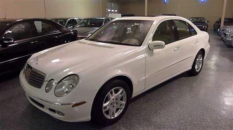 2003 Mercedes E320 by 2003 Mercedes E320 4dr Sedan 3 2l Sold 2191