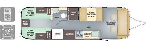 2 bedroom travel trailer floor plans crboger two bedroom rv floor plans 2 bedroom travel