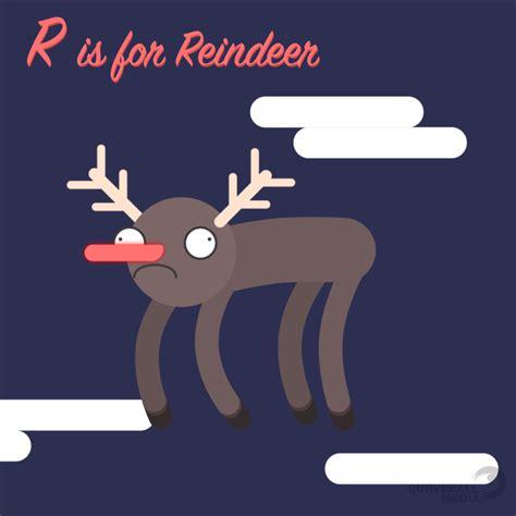 animated reindeers a zoo reindeer animated gif animation studio