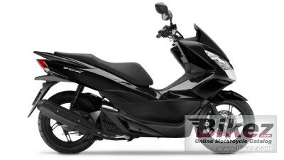 Pcx 2018 Forum by 2018 Honda Pcx 125 Specifications And Pictures