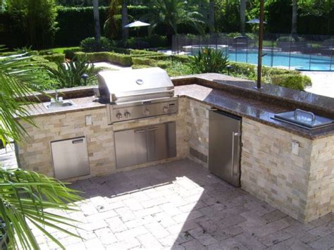 plans for outdoor kitchen l shaped outdoor kitchen plans new interior exterior
