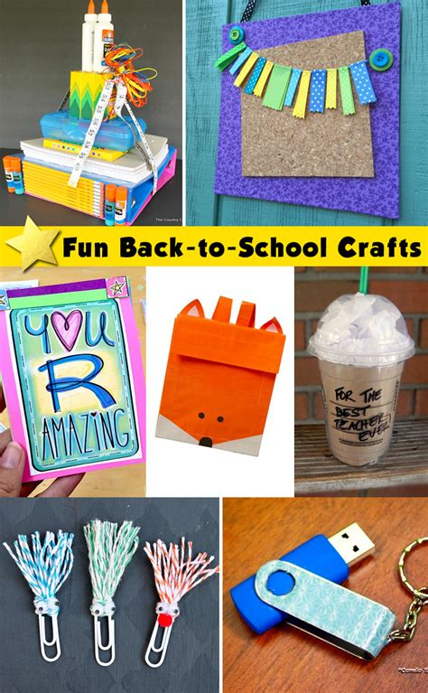 school crafts back to school craft projects morena s corner