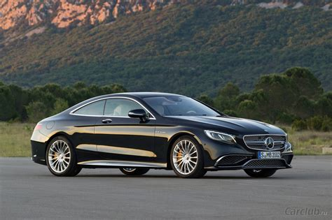 Mercedes Amg S65 by Mercedes S65 Amg Coupe 2015 авто фото