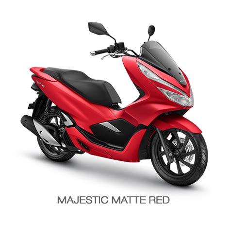 Pcx 2018 Warna Merah by Warna Honda Pcx 150 2018 Merah Majestic Matte