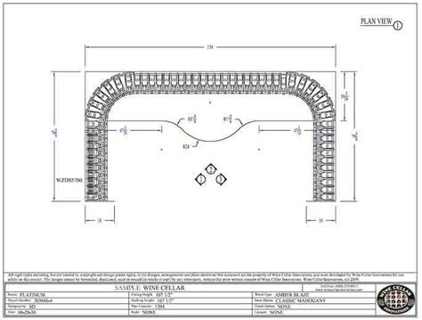 wine cellar floor plans find wine cellar rack plans wine rack plans here