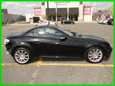manual repair autos 2006 mercedes benz slk class electronic toll collection find used 2006 mercedes benz slk class slk350 3 5l v6 manual convertible repairable rebuil in