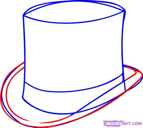 draw a how to draw a hat step by step fashion pop culture