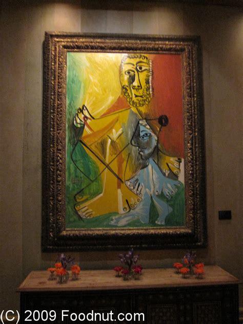 picasso paintings reviews picasso restaurant review las vegas 89109 bellagio