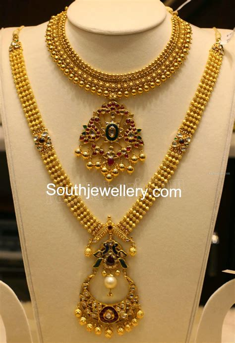 gold necklace designs with bridal gold necklace designs with price in rupees gold