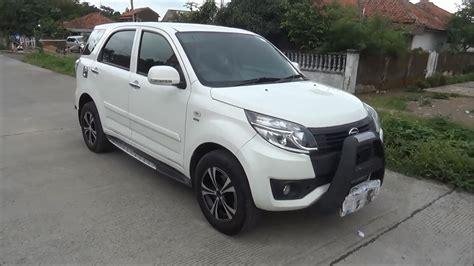 Daihatsu Terios Review by Review Test Drive Daihatsu Terios X 2015
