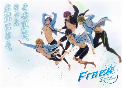 free mangas free season 2 titled free eternal summer otaku tale