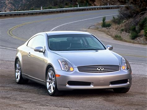 03 G35 Coupe by Infiniti G35 Sport Coupe 2003 Picture 03 1600x1200