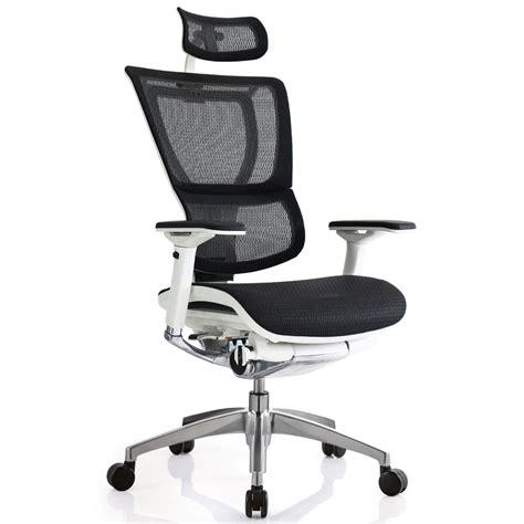 mesh swivel chair ioo mesh swivel chair with headrest zuri furniture