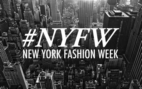 2017 new york to the runway see the schedule for new york fashion