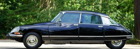 Citroen Ds 23 by Citroen Ds 23 Pallas 1973 Welcome To Classicargarage