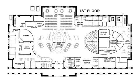 school library floor plans school library floor plans