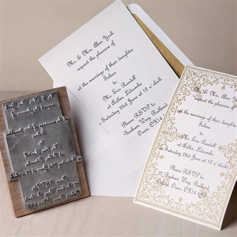 wedding rubber sts for invitations wedding invitation wording rubber st wedding invitations