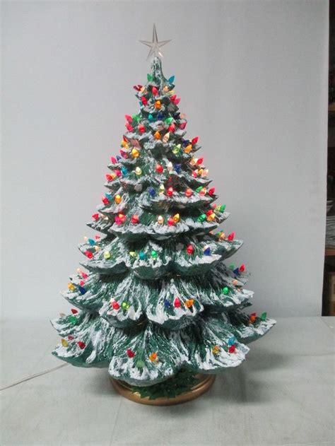 vintage white ceramic tree with lights 25 unique ceramic trees ideas on