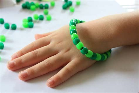 easy friendship crafts for craft idea easy st s day friendship bracelets