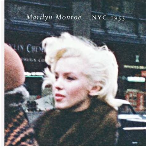 marilyn picture book marilyn nyc 1955 danziger 9781935202349