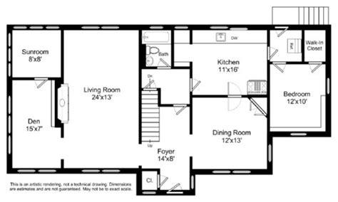 eat in kitchen floor plans need help redesigning floor plan including kitchen