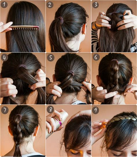 how to put on braided hair 2 ways to braid your hair with hair extensions for thin