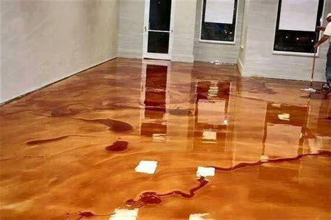 epoxy kitchen floor piso de porcelanato l 237 quido o que 233 como faz fotos e