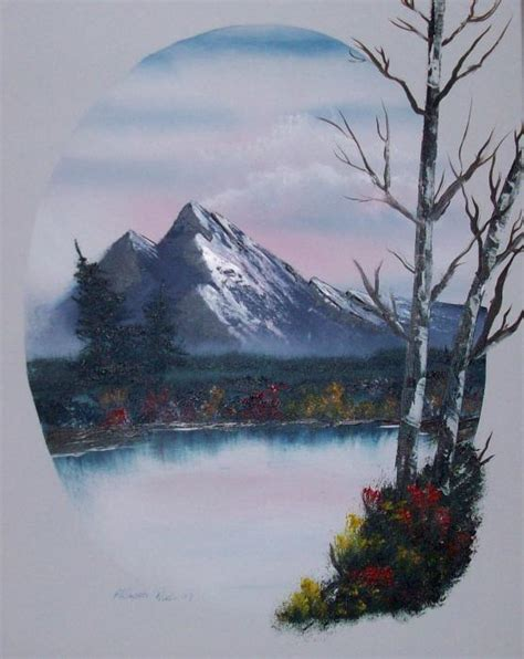 bob ross painting buy original painting bob ross image search results
