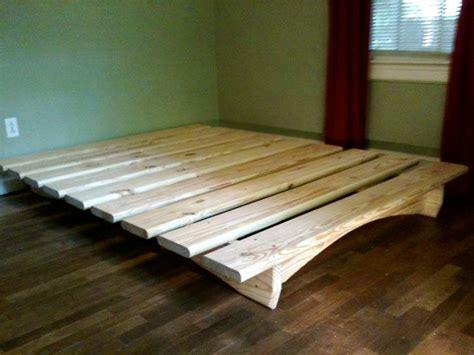 build easy platform bed models picture