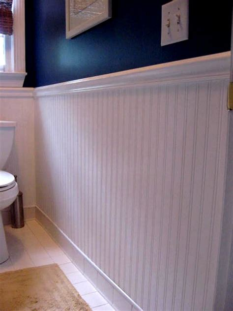 what is bead board ideas for low cost bathroom updates