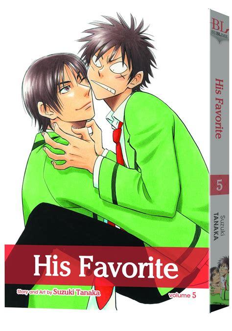 his favorite his favorite vol 5 fresh comics