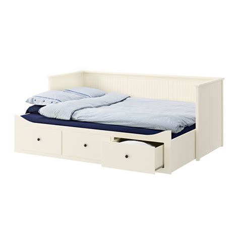 beds ikea hemnes day bed frame with 3 drawers white 80x200 cm ikea