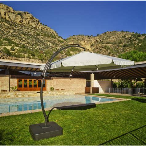 parasol d 233 port 233 pivotable 224 360 176 et inclinable diam 232 tre 350cm caraman bricozor